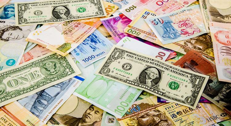 Best Exchange Rates since 2008