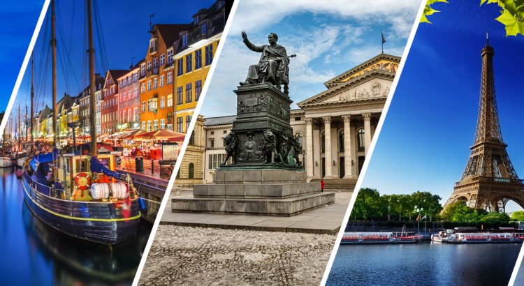 Short Winter Breaks in Europe with Barrhead Travel