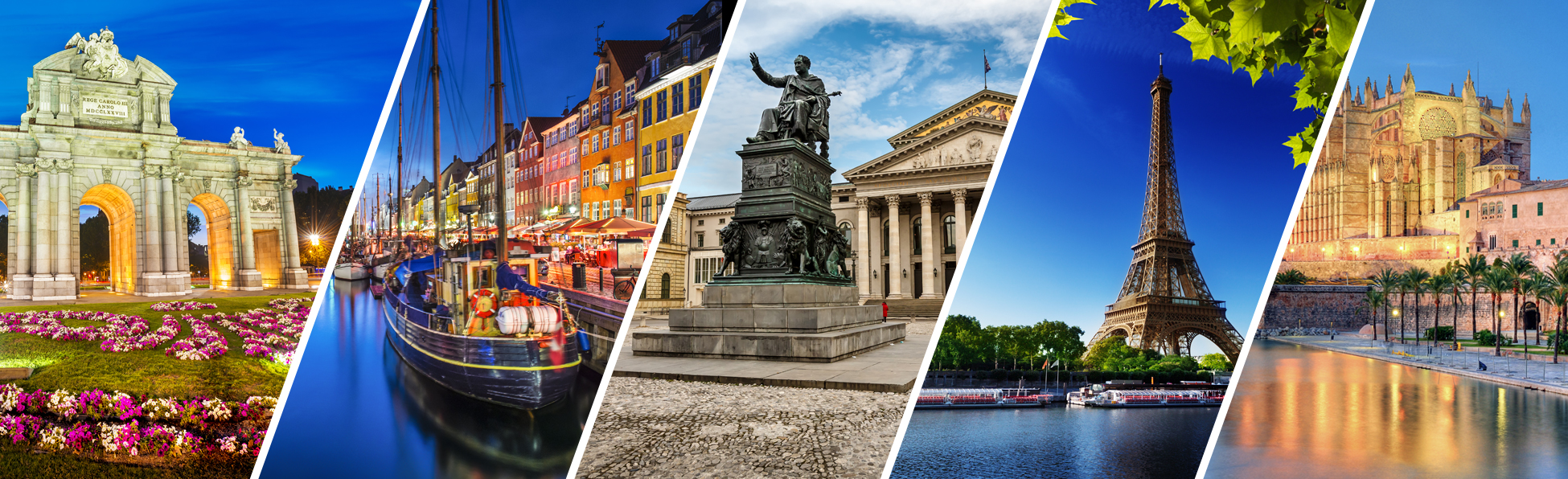 How To Travel In Cities In Europe Buds