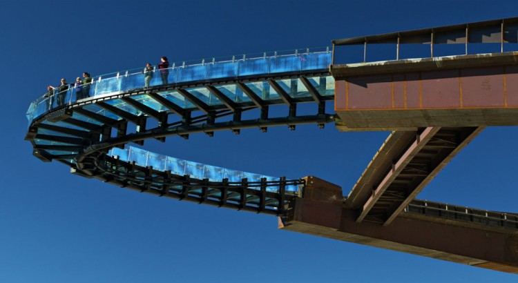 Glacier Skywalk Attraction with Barrhead Travel