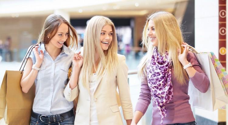 Experience retail therapy on Britannia Cruises