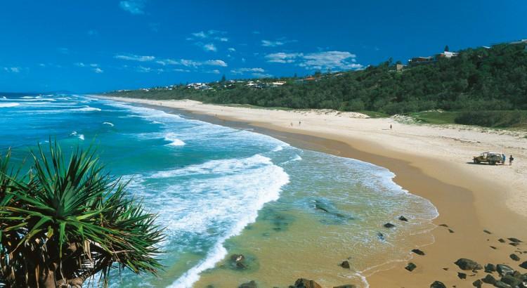 Australia specialist At Barrhead Travel on Noosa Kueste