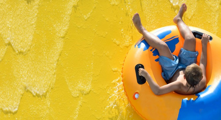 Explore The world's most incredible water slides