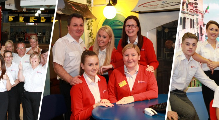 Modern Apprenticeship Scheme to Manager! - Barrhead Travel