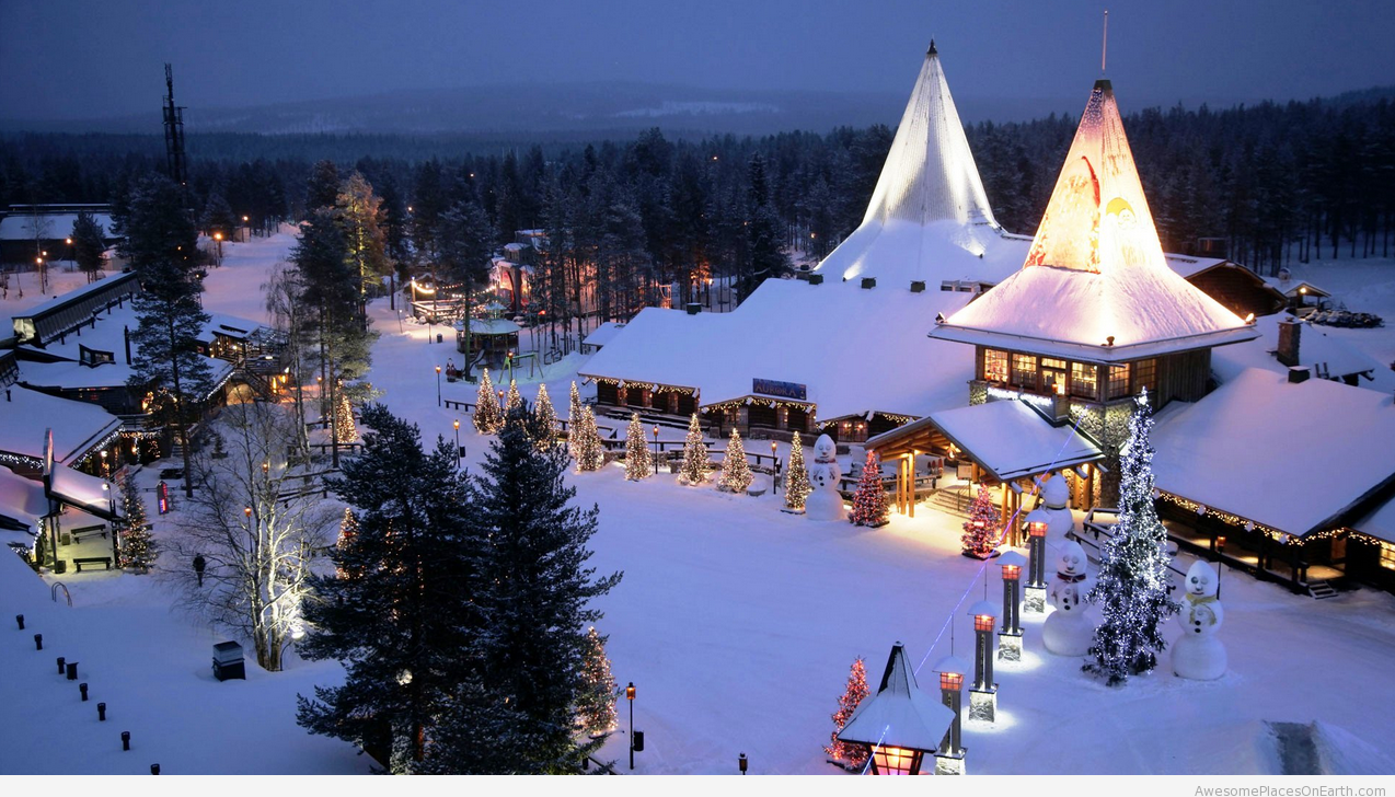 Lapland At Christmas Barrhead Travel Blog