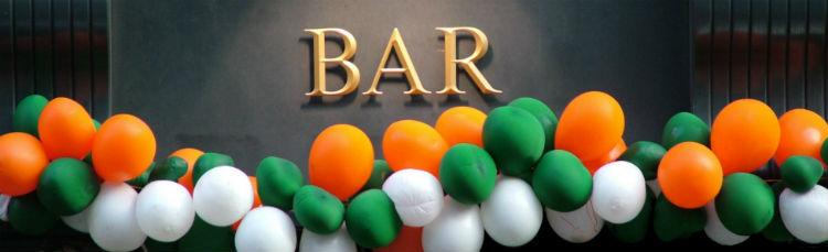 Celebrating St Patrick's Day in Dublin