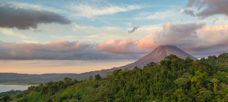 3 amazing places to admire Costa Rica's natural beauty