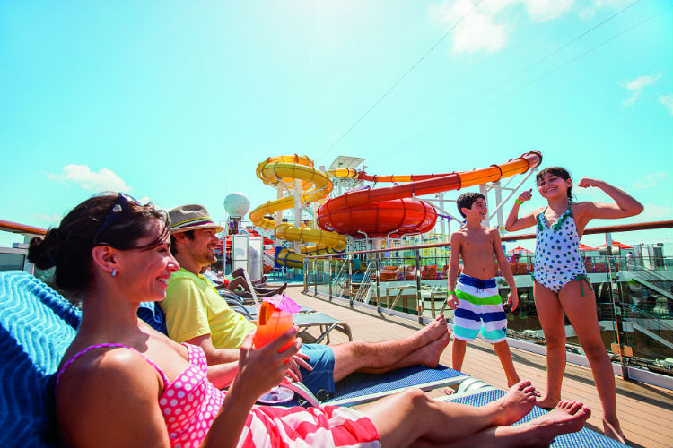 best cruise lines for families   barrhead travel blog
