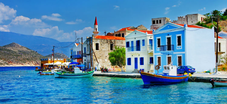 best greek islands for holiday