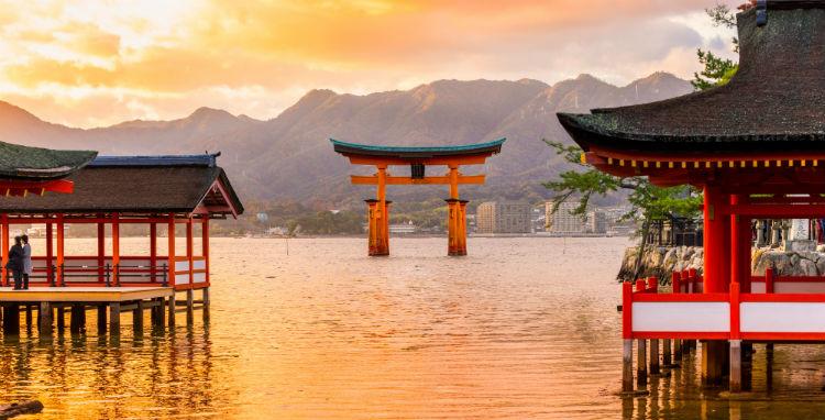 Visit Hiroshima on your Japan Railways experience
