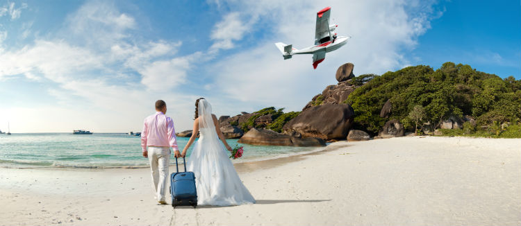 Honeymoon Destinations abroad