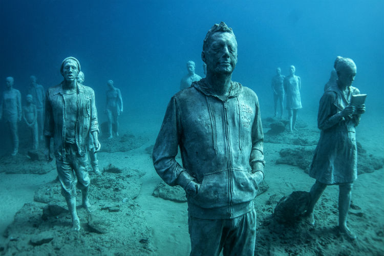 Copyright Jason deCaires and CACT Lanzarote