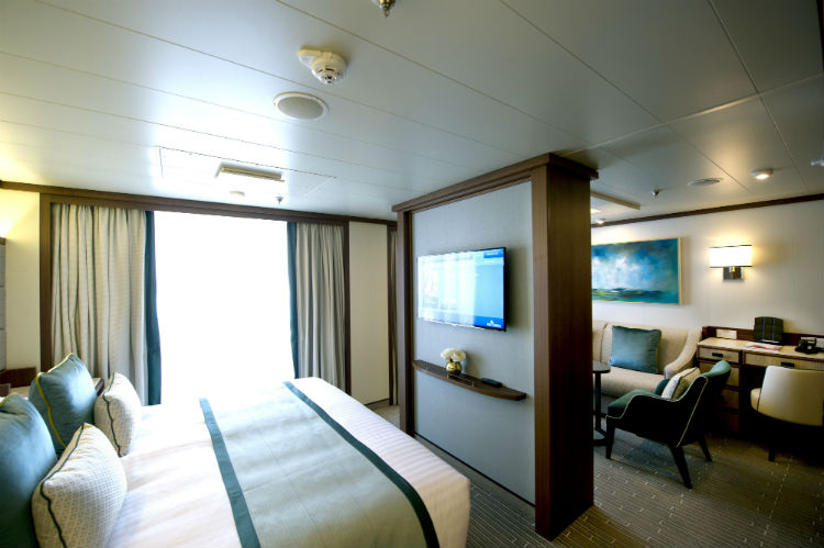 A guide to the p o britannia barrhead travel for P o cruise bedrooms