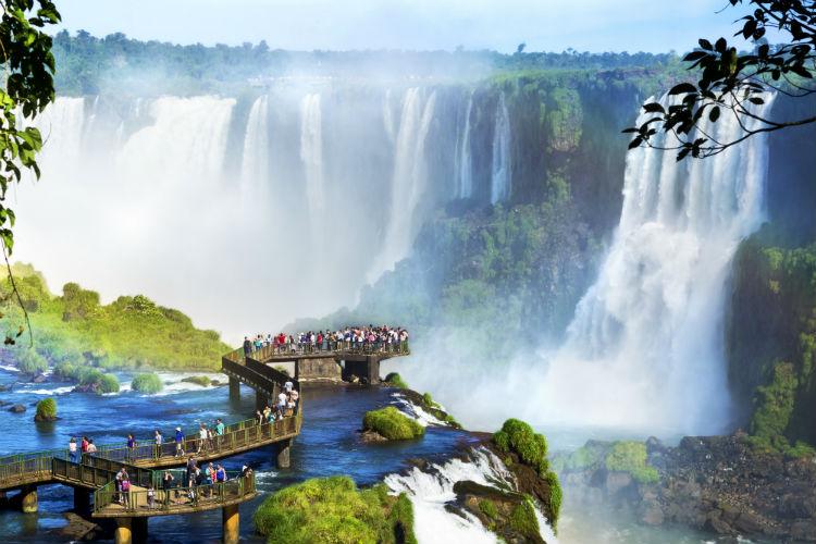 argentinai iguaza falls