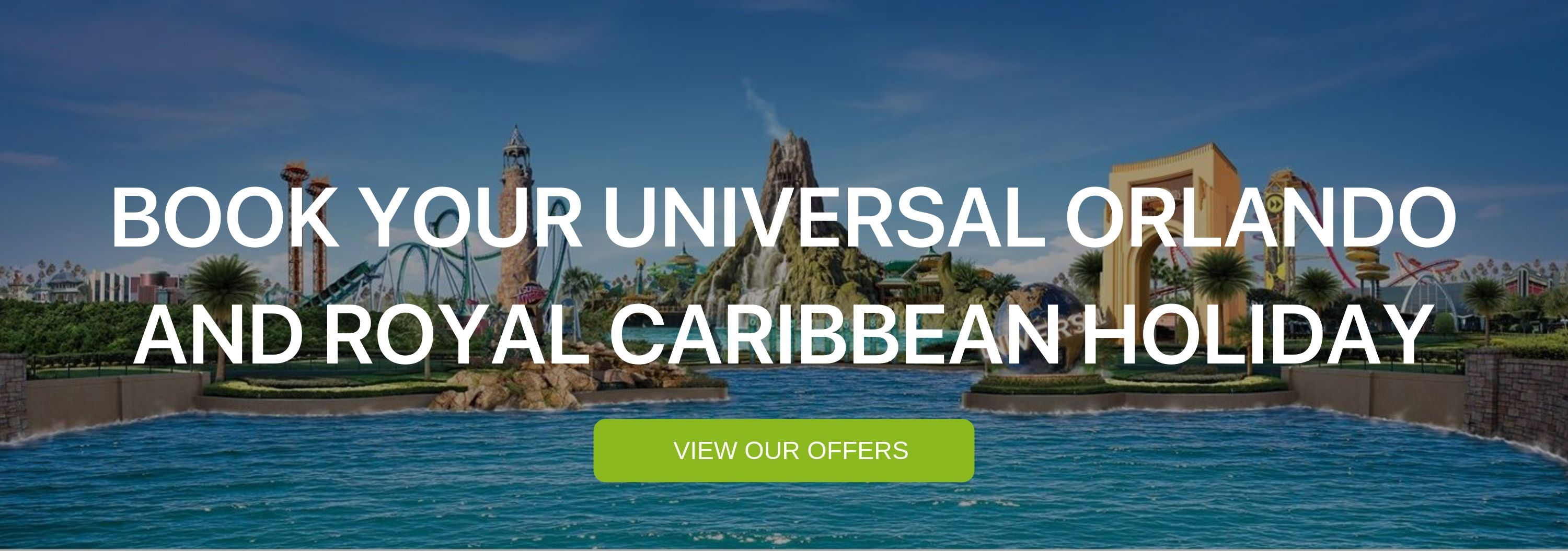 """ads """"Book your Universal Orlando And Royal Caribbean Holiday"""""""